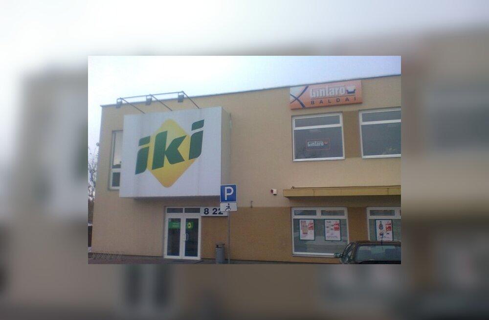 Rimi omanik on ostmas Leedu suurt poeketti
