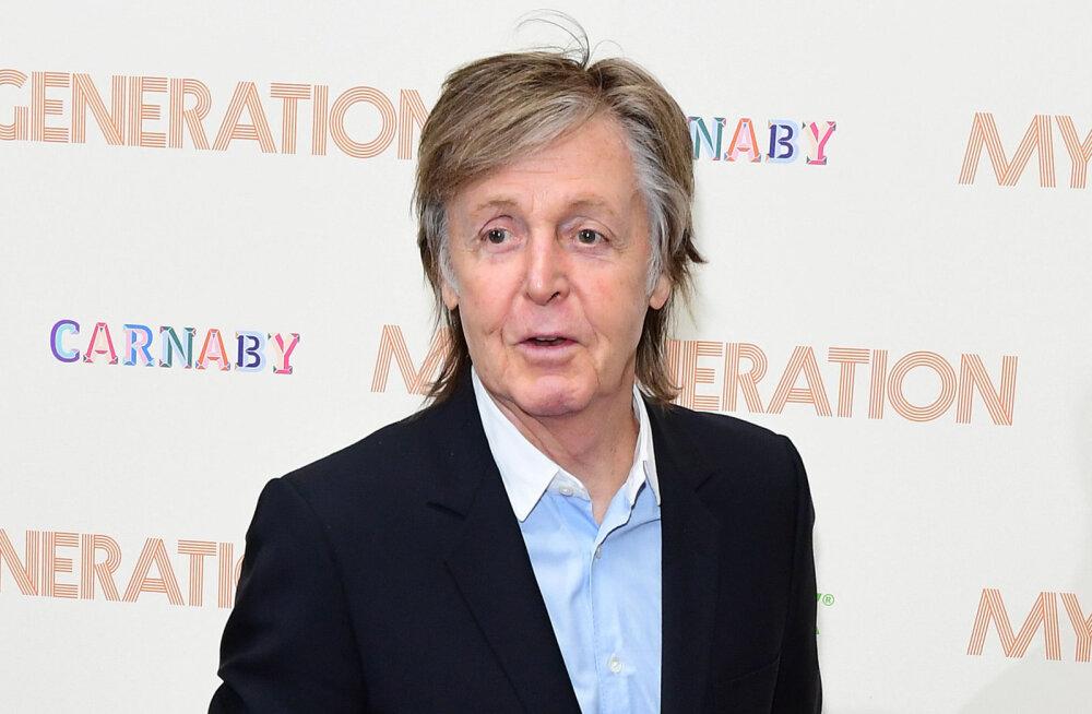 """Ansambli """"The Beatles"""" liige Paul McCartney rääkis, mis eseme abil on sündinud bändi suurimad hittlood: ma ostsin selle juba 14-aastasena"""