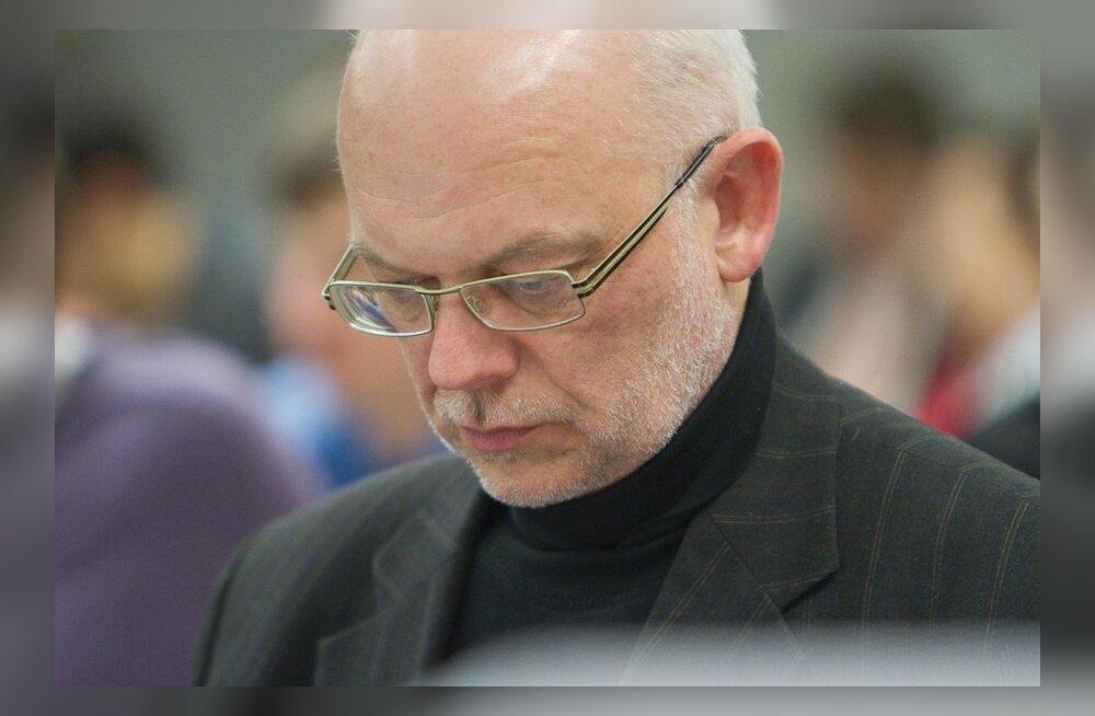 Peeter Kreitzbergi asendusliige riigikogus on Mart Meri