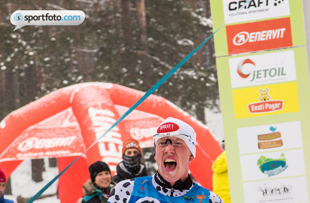 Aerutamise olümpialootus sai Tartu maratonil kõrge 17. koha