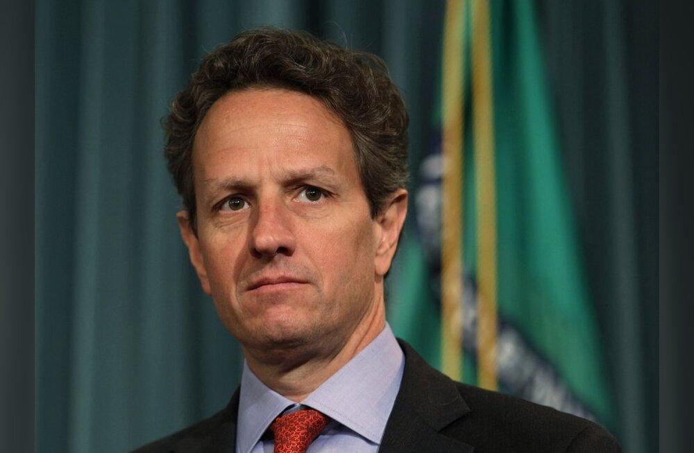 USA rahandusminister peab Euroopa kolleegidega aru