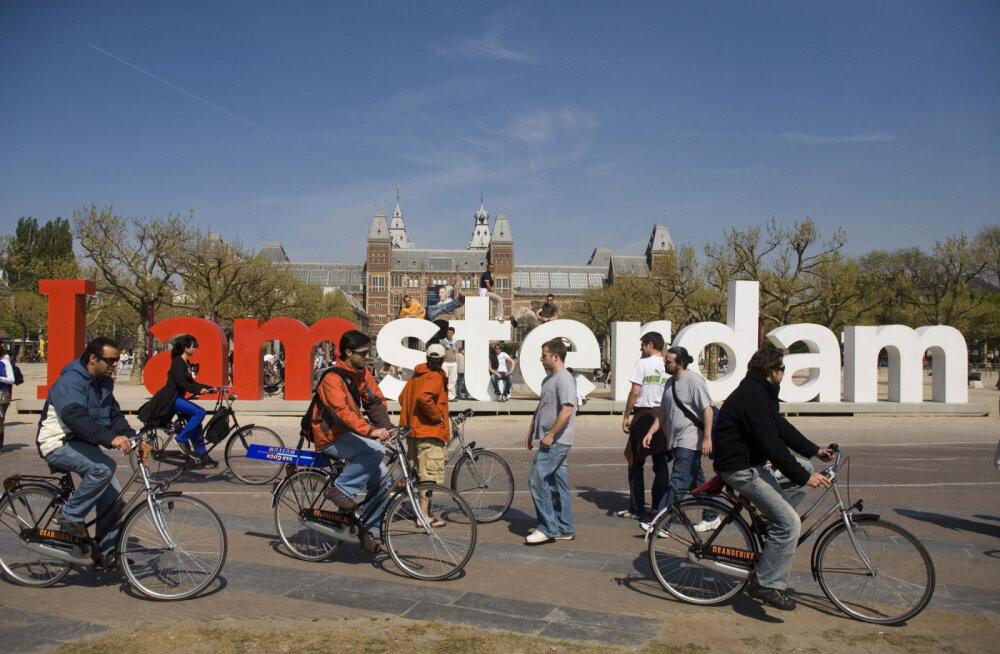 С января туристов в Амстердаме обложили новым налогом