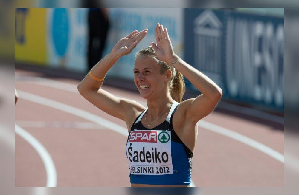 FOTOD: Grit Šadeiko lõpetas avapäeva taas isikliku rekordiga!