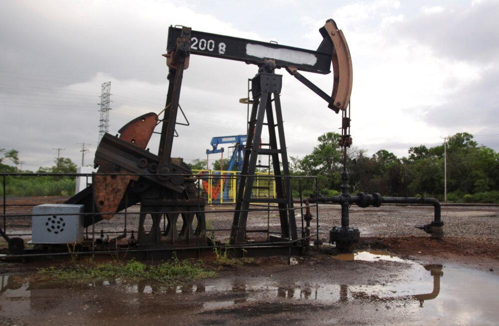Naftahind ähvardab tänavust rekordit lüüa