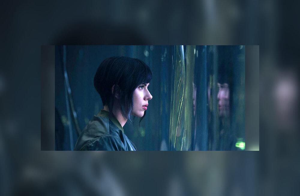 """Scarlett Johanssoni """"Ghost in the Shelli"""" tabasid suured probleemid"""