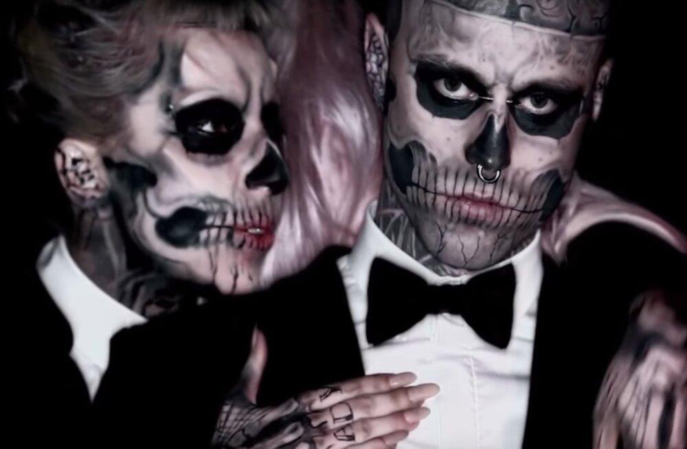 Avalikustati Lady Gaga lemmiku Zombie Boy tegelik surma põhjus: ta oli verine ja ei reageerinud