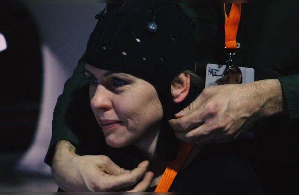 Töötajate võimekust saab  mõõta EEG seadmetega.