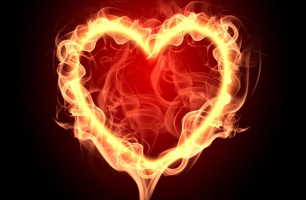 Armastus on Sinu loomulik olek