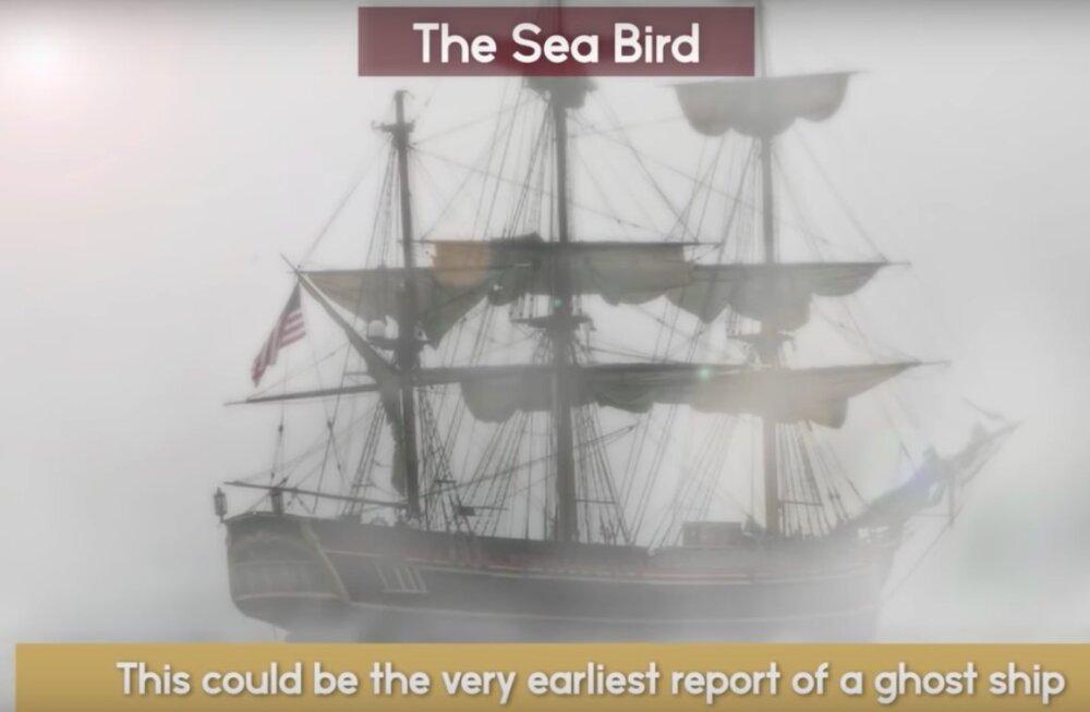 TOP 10 | Vaata videot kõige müstilisematest kummituslaevadest üle maailma