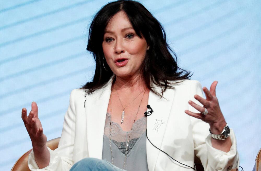 """""""Beverly Hills 90210"""" staar ei plaaninud sarja uues versioonis osaleda: kõik muutus täielikult peale Luke Perry surma"""