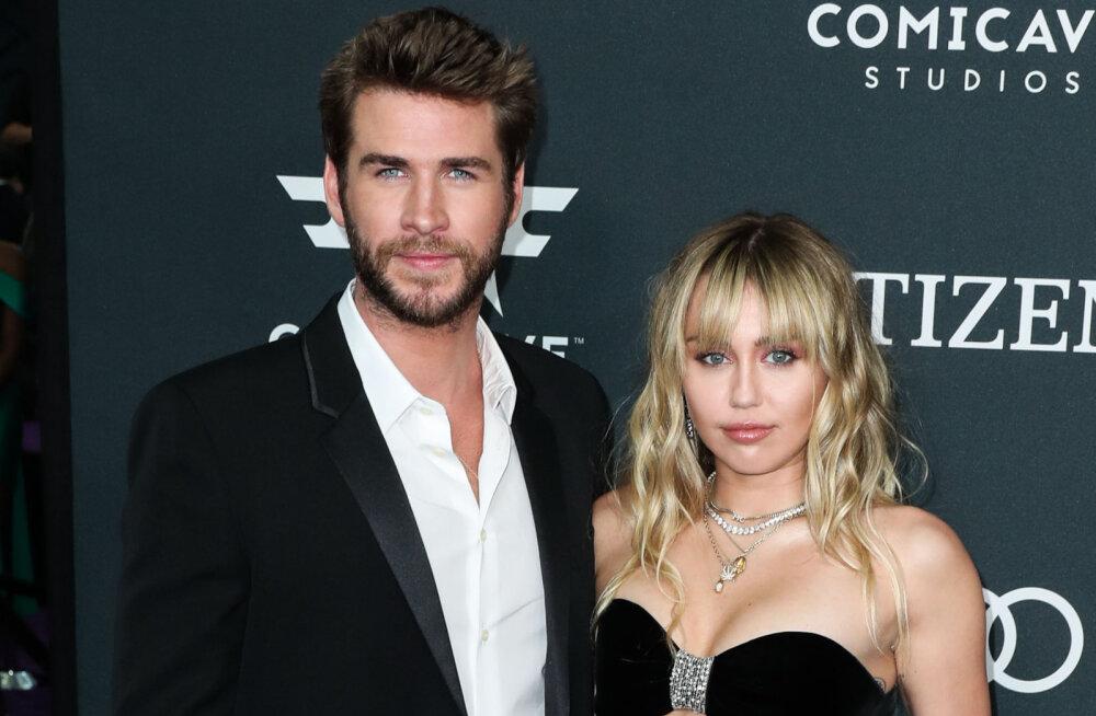 Miley Cyrus nägi abielu päästmisega kõvasti vaeva: lauljanna plaan oli teraapiasse minna