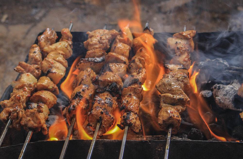 Puust ja punaseks: kuidas grilliga õigesti ümber käia, et selle kasutamine ei tekitaks ohtlikku olukorda?
