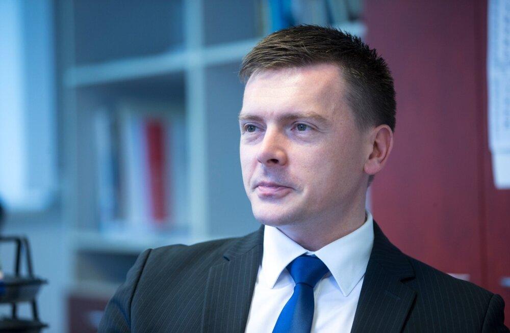 Rahandusministeeriumi asekantsler Dmitri Jegorov