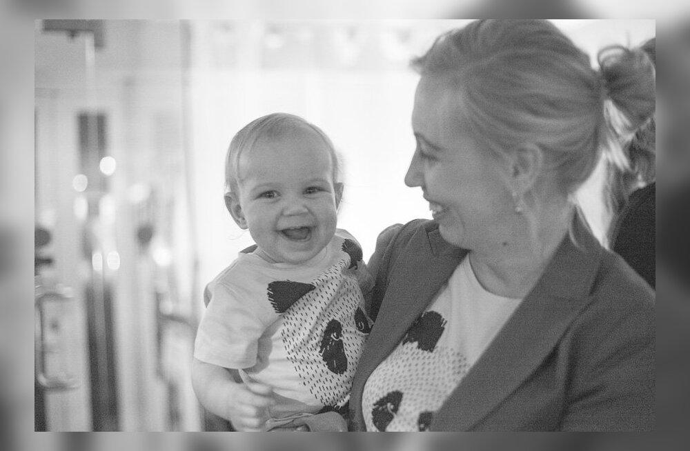 Kas ainult halb ema paneb 1,5-aastase lapse lastehoidu?