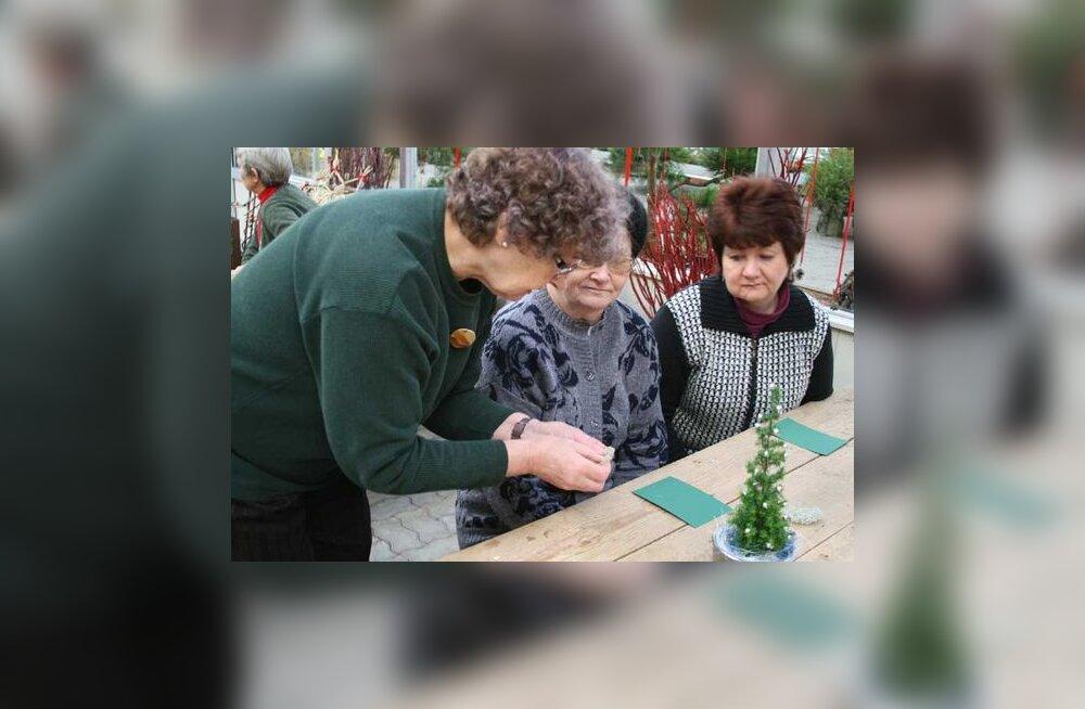 Kuidas valmistada jõuludeks õlest ehteid