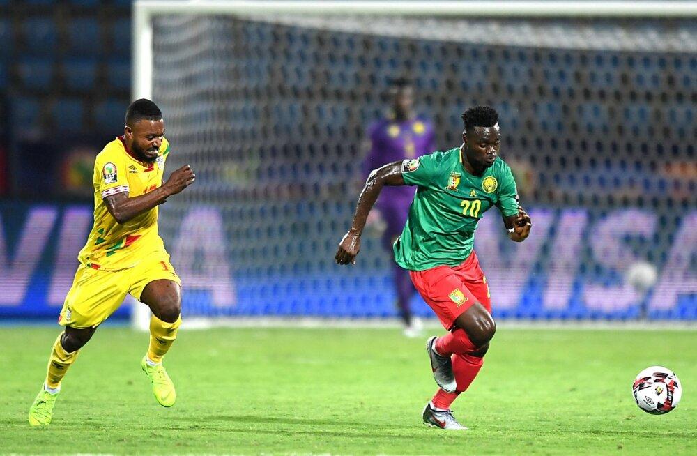 Kameruni ja Benini kohtumine
