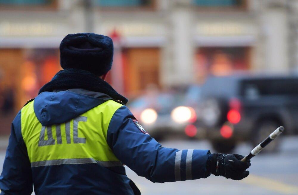 В ГИБДД России с 1 января сократили 10 тысяч должностей