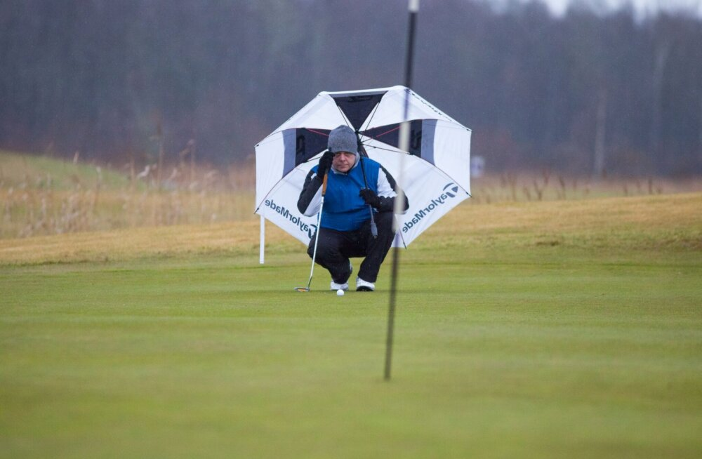 Golfivõistlus Valgerannas