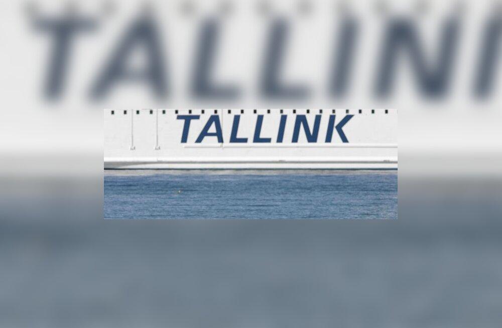 Tallink ületas juulis miljoni reisija piiri