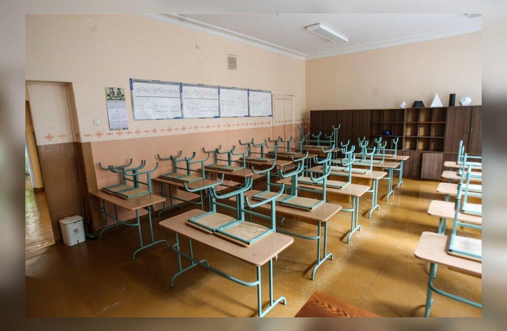 Kaks Tallinna kooli liidetakse venekeelseks munitsipaalkooliks