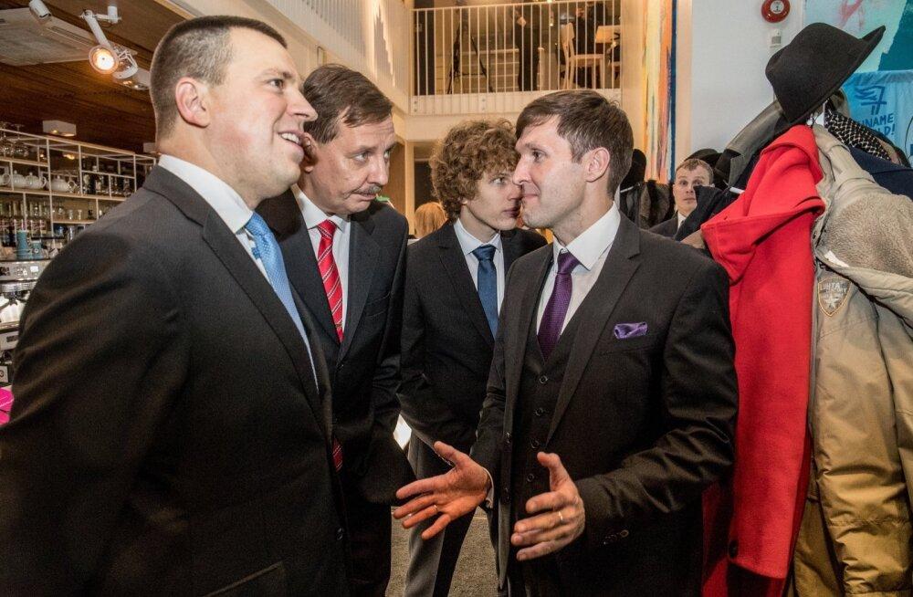 Мартин Хельме: Таави Аас ошибается. Я стою за то, чтобы деньги ЕС не шли в Rail Baltic