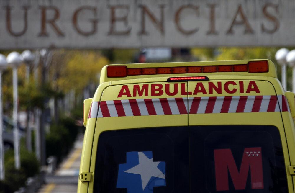 Kanaari saartel jäi auto alla ja sai raskelt viga Eestist pärit mees