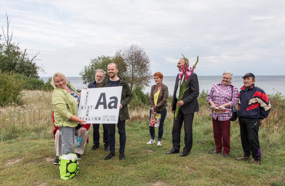Eesti ristsõnapealinnaks kuulutati Aa