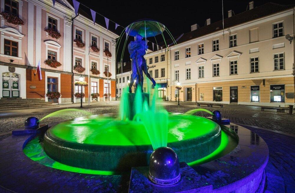 Власти Тарту закрывают город на замок: школы, музеи, библиотеки уходят на карантин