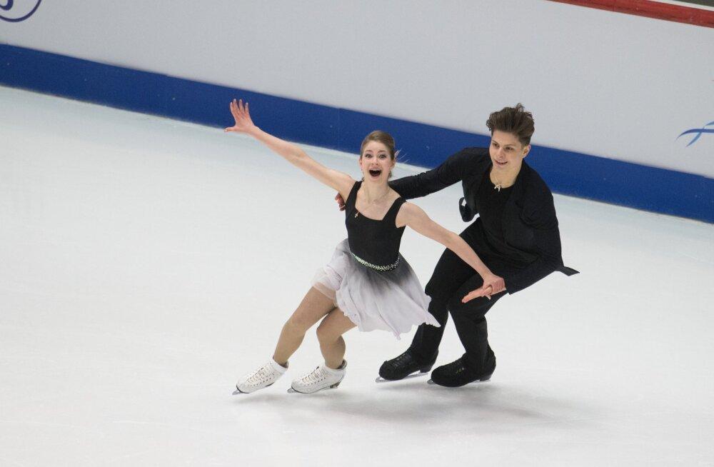 Darja Netjaga ja Marko Jevgeni Gaidajenko