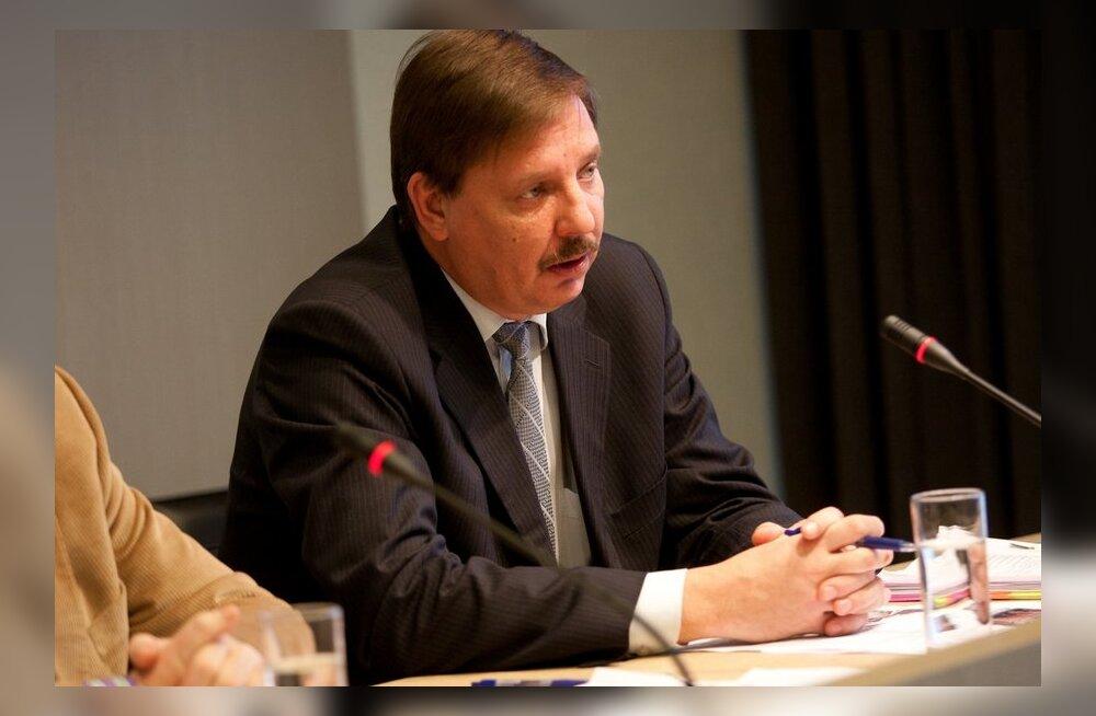 Ida-Tallinna keskhaigla nõukogu esimeheks valiti Taavi Aas.