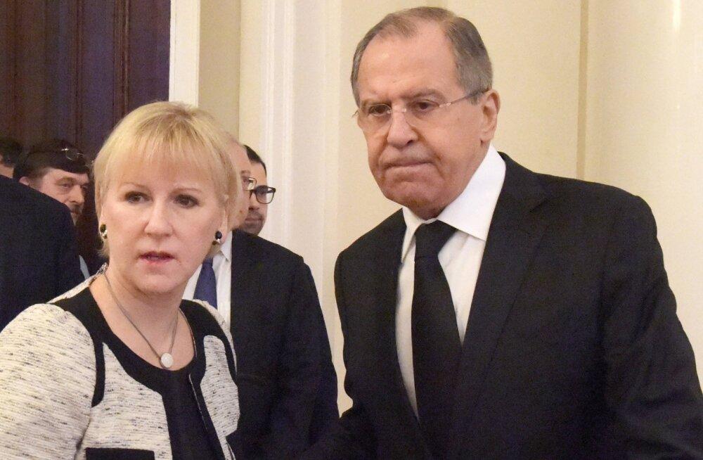 Rootsi välisminister: me ei saa olla, nagu Venemaad ei oleks olemas