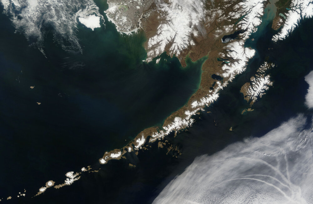 Kas tead, millises USA osariigis on kaugelt kõige rohkem vulkaane?