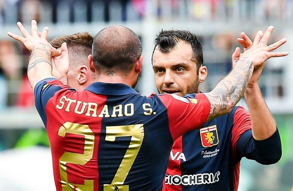 VIDEO | Juventus sai Itaalias hooaja esimese kaotuse