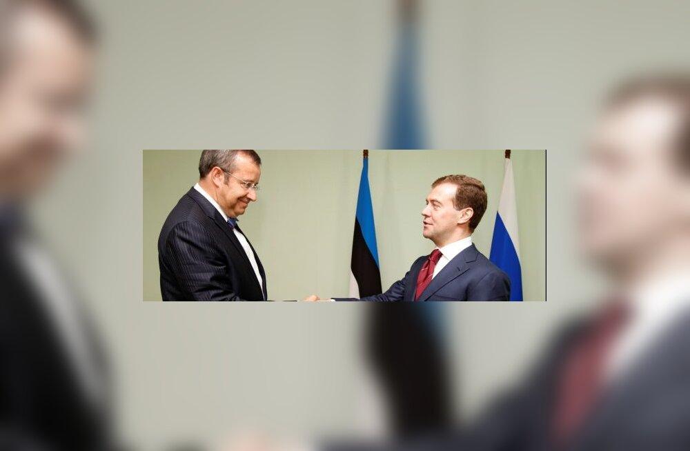 Vene politoloogid: tark Ilves sõidaks Moskvasse