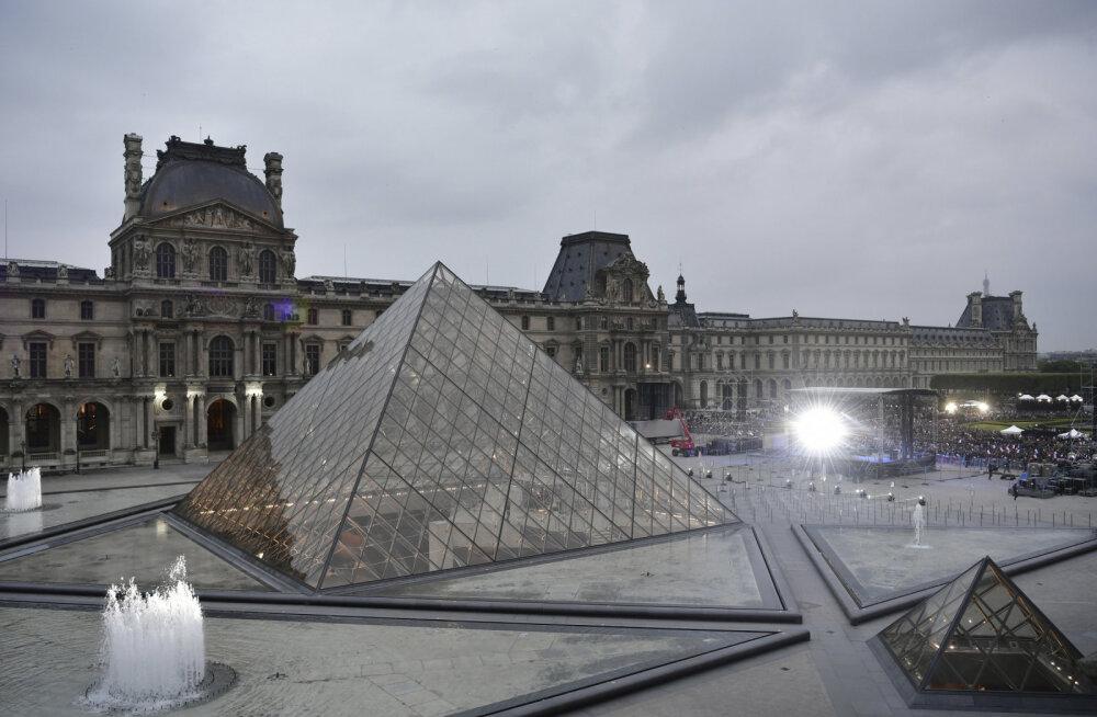 Лувр готовится к грандиозной выставке работ Леонардо да Винчи