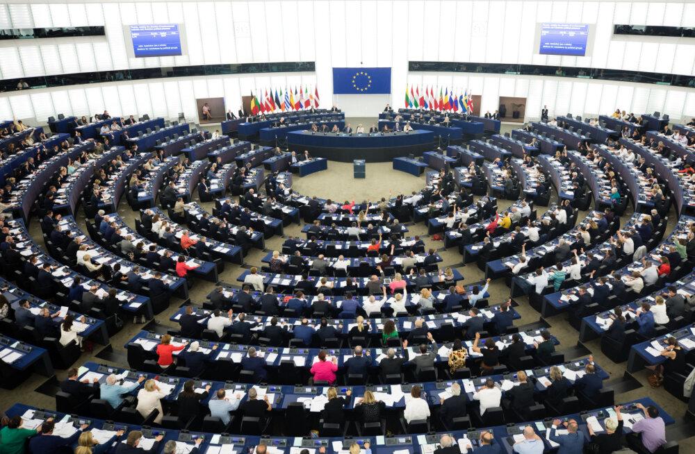 Euroopa Parlamendi töötajad on vihased hinnatõusu üle sööklas