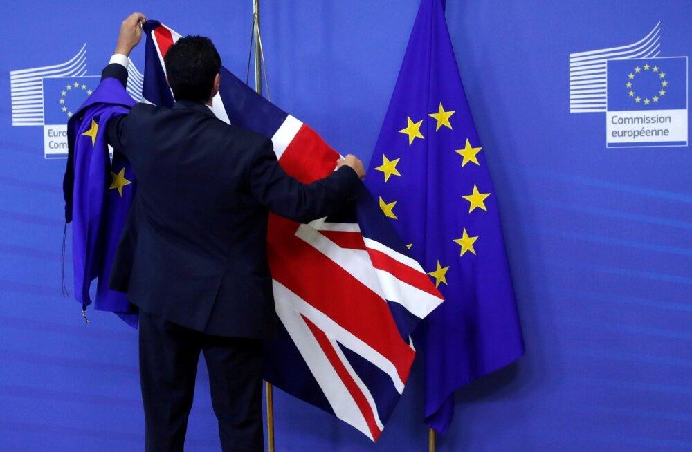 Briti Brexiti-ministri endine personaliülem: EL-ist lahkumine oleks suurim õnnetus pärast Teist maailmasõda