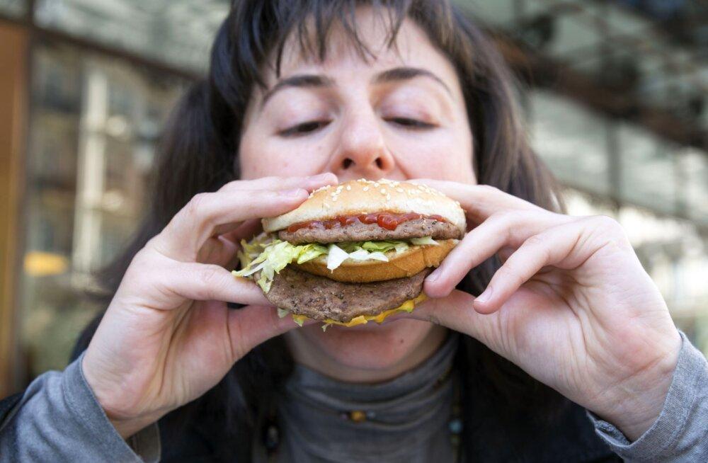 Šokeeriv paljastus: McDonald'si kiivalt saladuses hoitud retsept lekkis internetti