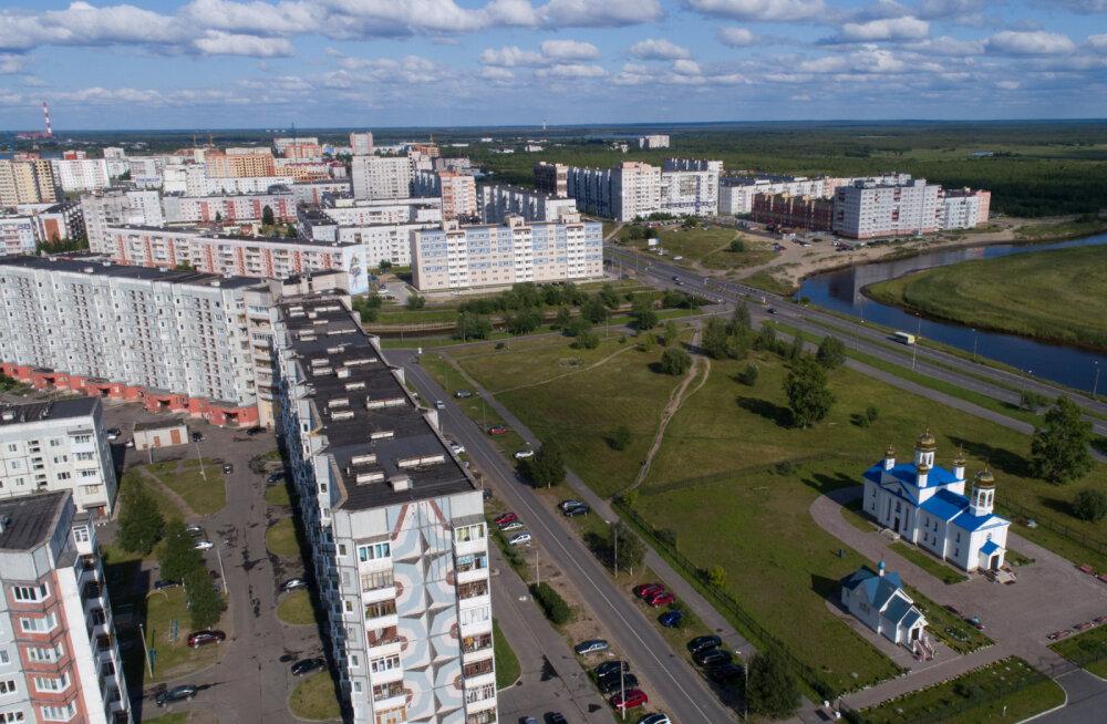 Подтверждено: 8 августа в Северодвинске был зафиксирован скачок радиоактивного излучения до 16 раз