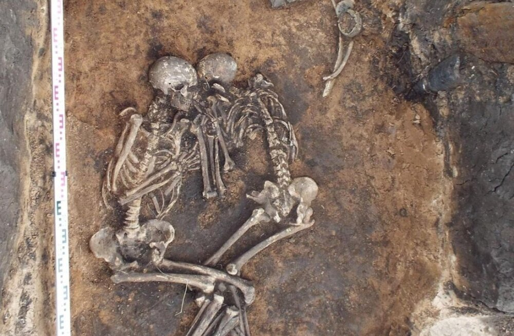 Venemaalt leitud katkuhaigete skeletid