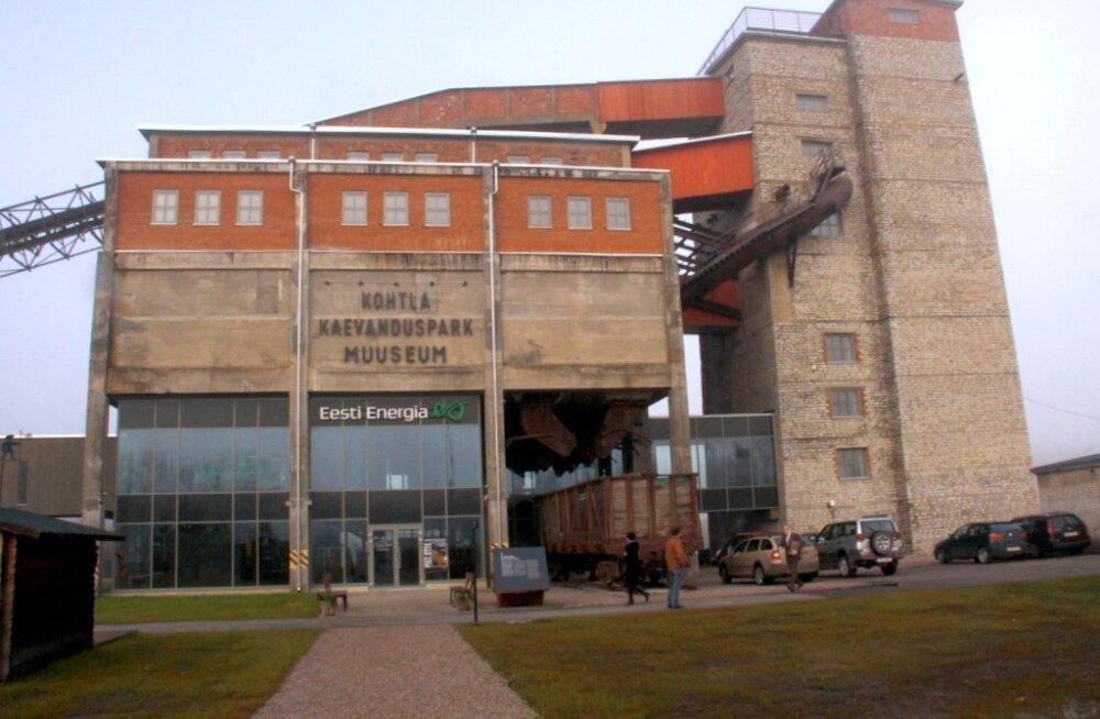 """ФОТО DELFI: В музейном парке шахты """"Кохтла"""" прошла конференция по туризму"""