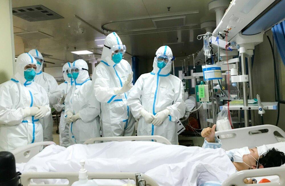 PPA koroonaviirusest: rakendame esmaseid meetmeid võimalike haiguspuhangute ennetamiseks