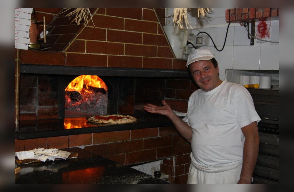 Capri õhtud koos ahvatleva Vahemere köögiga