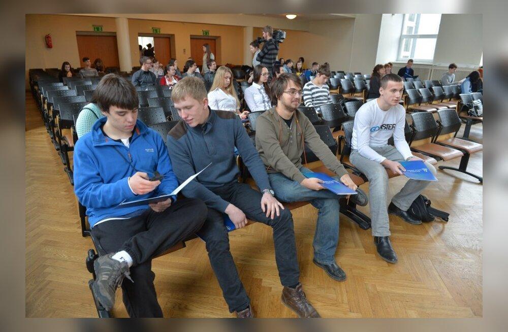 Õpilaskonverents Tallinna ülikoolis