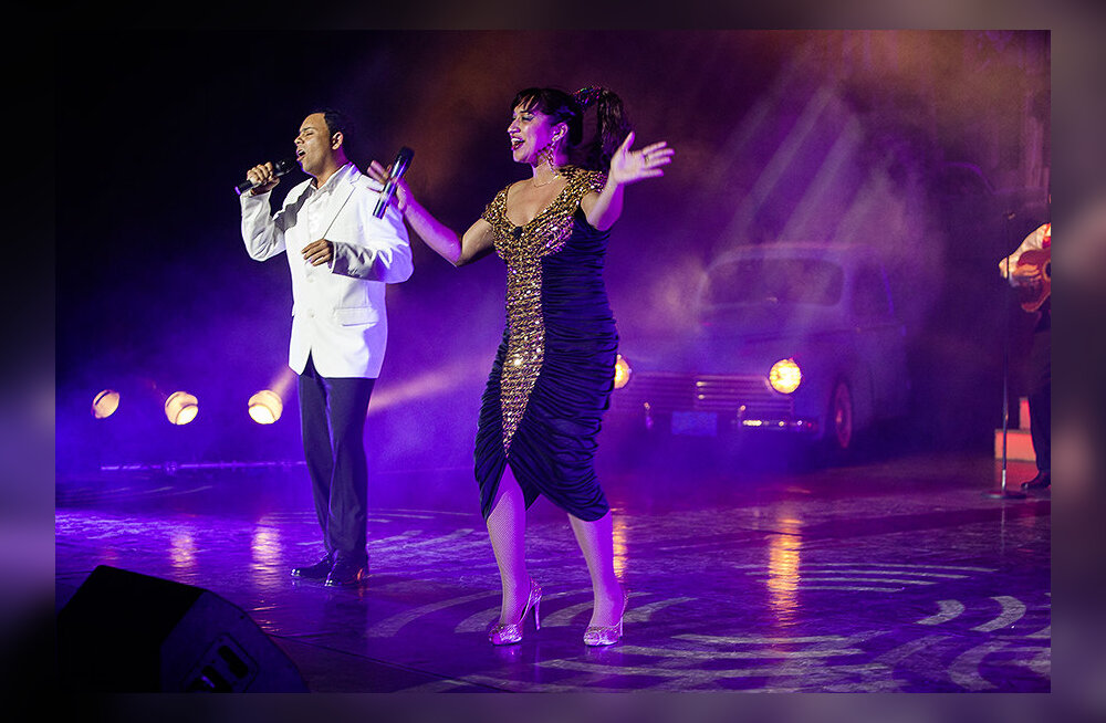 Kuuba muusika legend Pasión de Buena Vista esineb 26. veebruaril Eestis