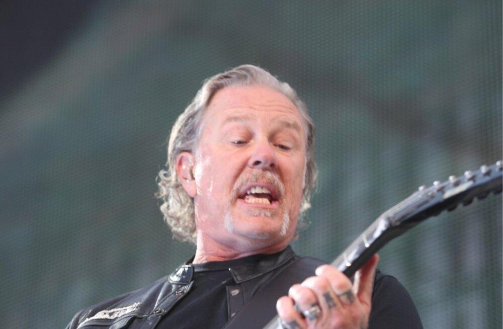 Metallica kontsert lava (ibes)