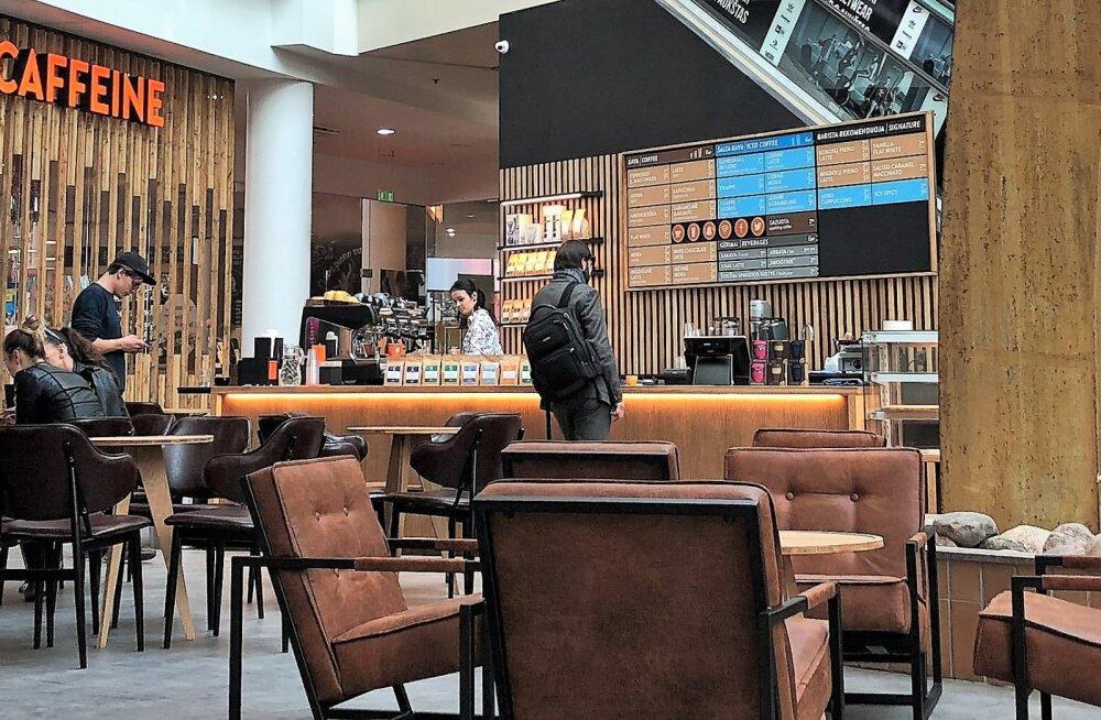 Oluline tehing Balti turul: R-Kioski omanik ostab Baltikumi suurima kohviketi