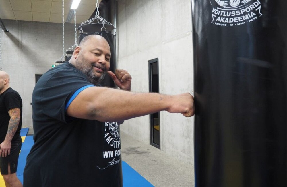 Hollandi võitlusklubi Mike's Gymi peatreener: kikkpoksijal peab olema karisma