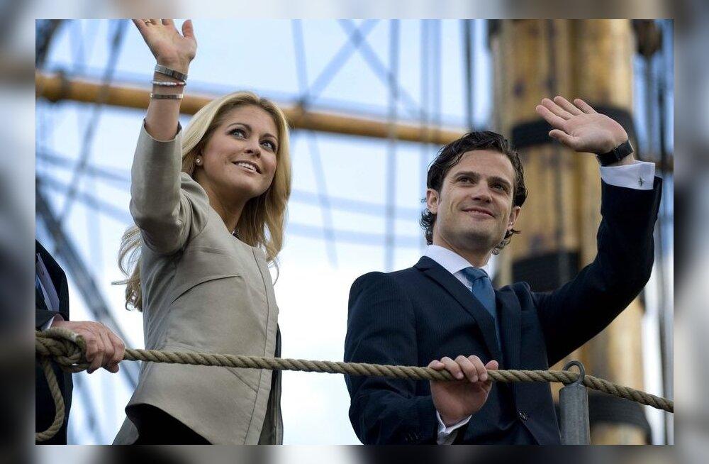 Madeleine ja Carl Philip on Rootsi kuningapere loodrid!