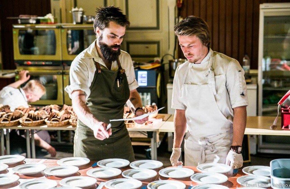 Eesti kokk osaleb Rootsis Põhjamaade parima mahekoka võistlusel